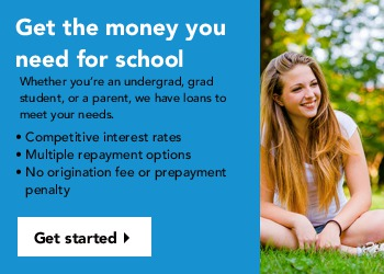 Sallie Mae Student Loans.  Get the money you need for school